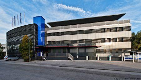 Gebrüder Limmert AG Salzburg Umbau Erweiterung