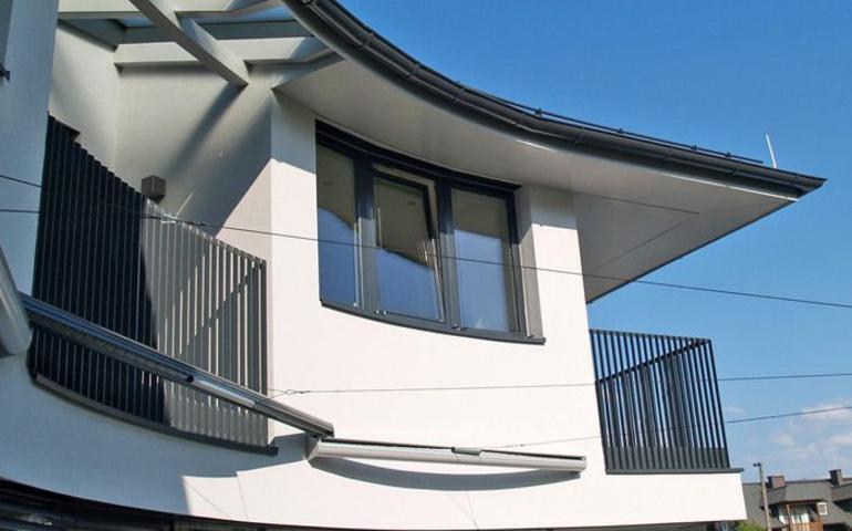 Wohnhaus Niederalm 2010