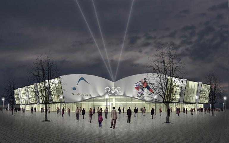 Olympia Bewerbung Titelbild